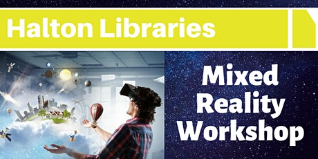 Mixed Reality Workshop -Halton Lea Library tickets