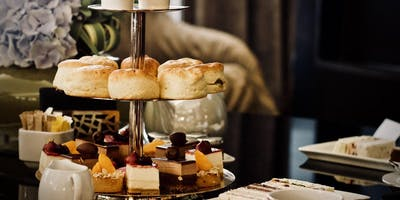 Scaling up in London - Afternoon tea for Life Sciences companies