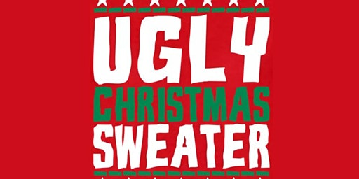 [DC] UGLY CHRISTMAS SWEATER | BRUNCH & DAY PARTY | DEC 21 | REDROCKS