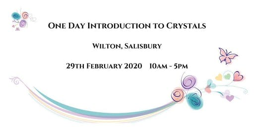 One Day Introduction to Crystals