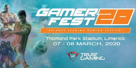 GamerFest Limerick 2020  tickets