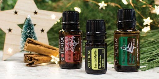Holiday's with doTERRA