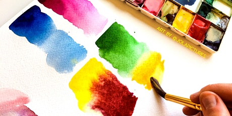 Introduction to Watercolour Painting tickets