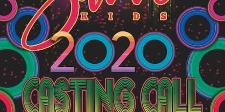 Savvi Kids, Tweens, and Teens Casting tickets