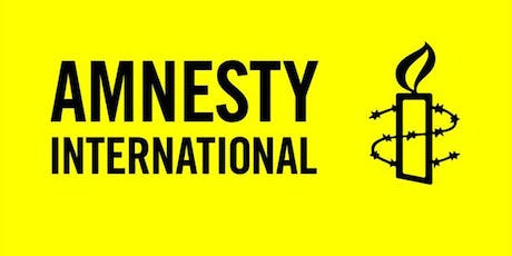 Amnesty International Write for Rights tickets