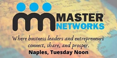 Master Networks - Naples - Tues Noon tickets