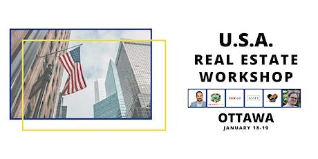 U.S.A. Real Estate Workshop tickets