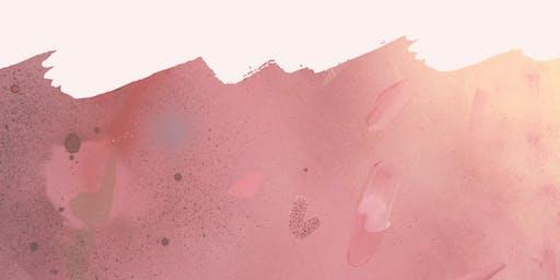 """Schilder workshop """"Painted Quotes""""  - schilderervaring niet nodig"""