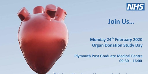 Organ Donation Study Day