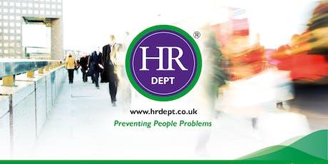 HR Essentials tickets