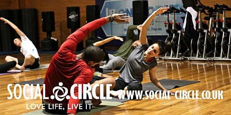 YOGA WEEKEND WITH SOCIAL CIRCLE (YOU MUST BOOK DIRECT WITH SOCIAL CIRCLE) tickets