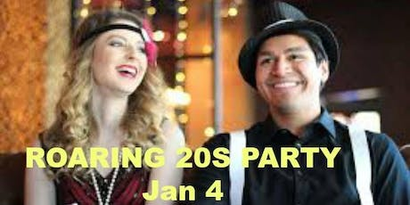 Roaring 20s Party tickets