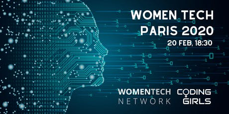 WomenTech Paris 2020 (Partner Tickets) tickets