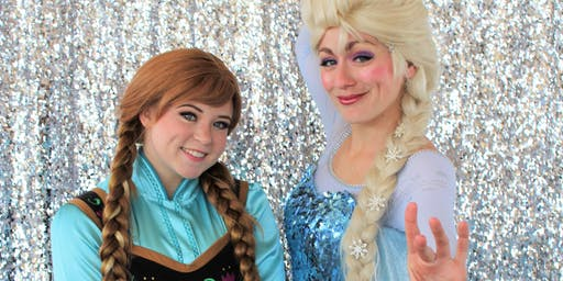Do You Want to Build a Snowman? with the Frozen Sisters