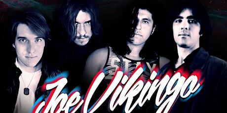 Joe Vikingo en Ice Fest - CDMX entradas