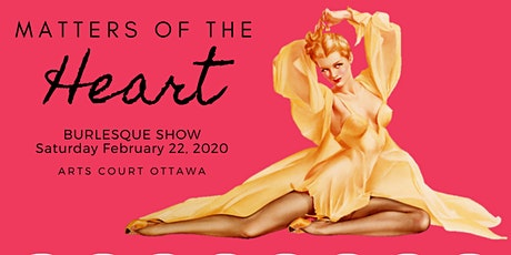 FRISQUE FEMME PRESENTS: Matters of the heart BURLE tickets