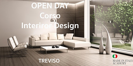 Open Day Interior design TV biglietti