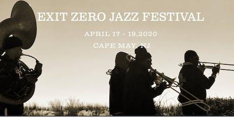 Spring Exit Zero Jazz Festival tickets