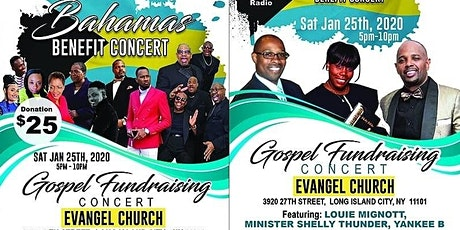 963IMG Benefit Relief Concert for the Bahamas tickets