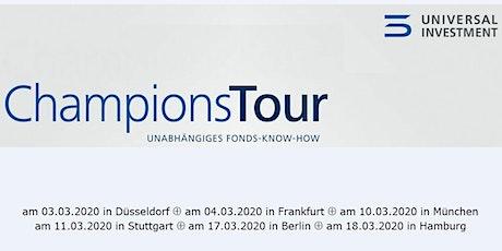 UI-ChampionsTour 2020 in Düsseldorf Tickets