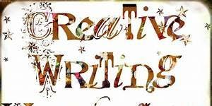 Creative Writing Workshop, 2nd Tuesday of Month [£20]