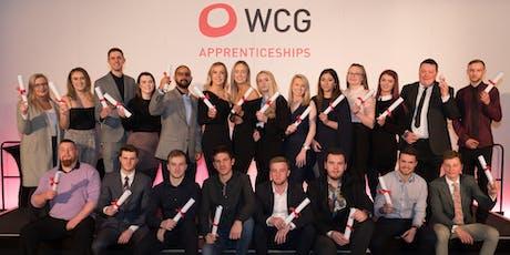 WCG Apprenticeship Graduation March 2020 tickets
