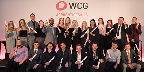 WCG Apprenticeship Graduation March 2020 tickets