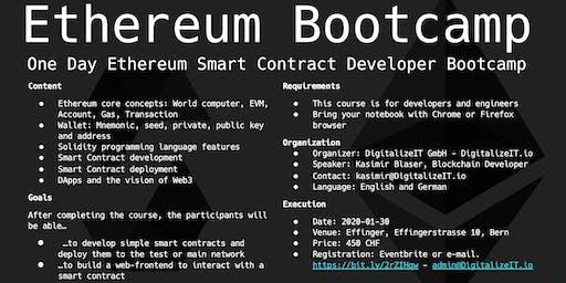 Ethereum Bootcamp