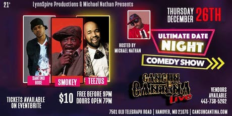 The Ultimate Date Night Comedy Show tickets