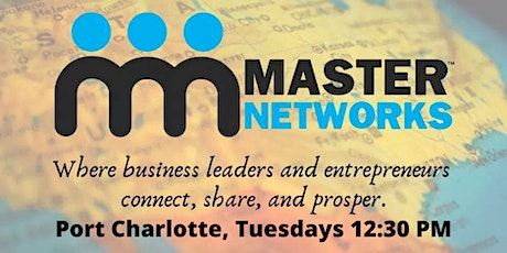 Master Networks - Port Charlotte - Tuesday 12:30 PM tickets