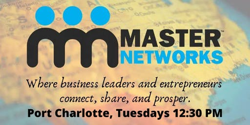 Master Networks - Port Charlotte - Tuesday 12:30 PM