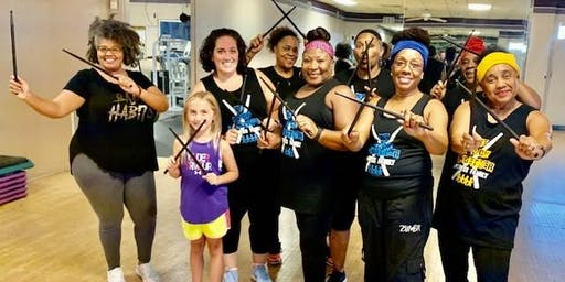 We Stick Together Exercise Class-Cocoa-$5-December 10, 6:30pm