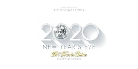 Capodanno 2020 biglietti
