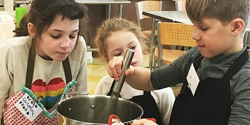 February Break Sous-chef (ages 7-10) Camp