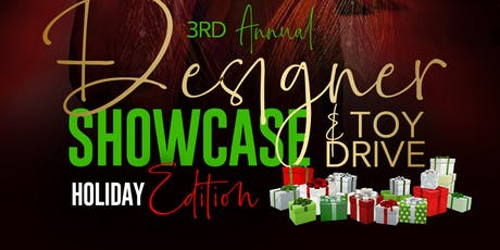 DESIGNER SHOWCASE HOLIDAY EDITION FASHION EVENT tickets