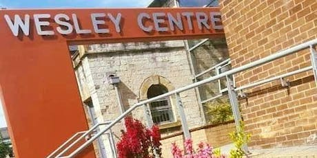 Wesley Centre Networking Event Friday 31st January 2020 @ 7.00am tickets