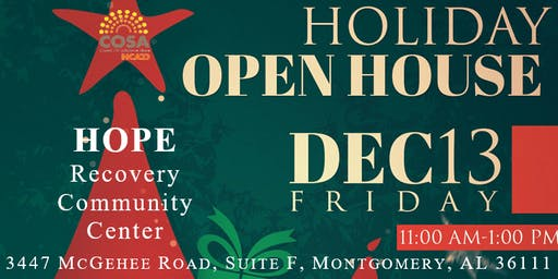 Council on Substance Abuse - Holiday Open House