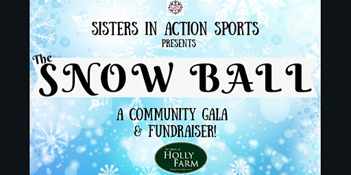 The Snow Ball ~ A  Community Gala