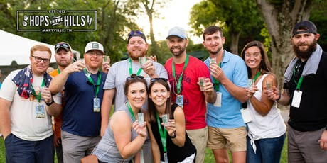 Hops in the Hills Craft Beer Festival tickets
