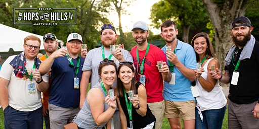 Hops in the Hills Craft Beer Festival