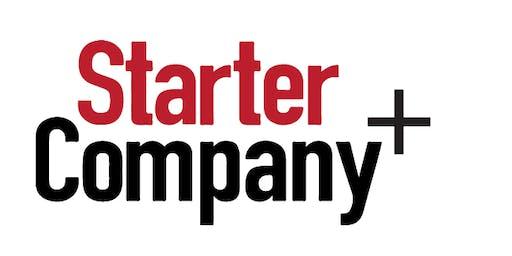 Starter Company Plus Grant Program Basics