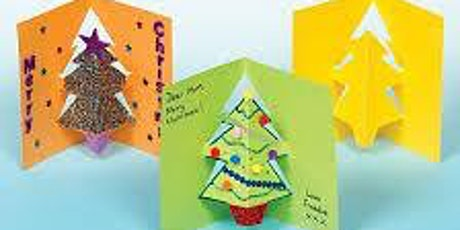 Create your own Christmas cards tickets