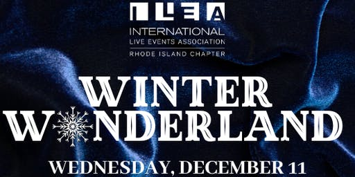 Winter Wonderland with ILEA Rhode Island