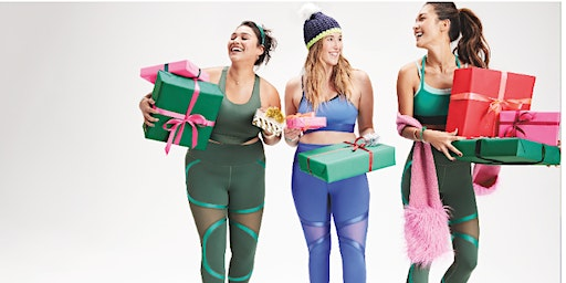 FREE class with Tanya @Fabletics Legacy West
