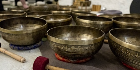 Concert méditatif de bols tibétains - par Jimmy Thériault billets