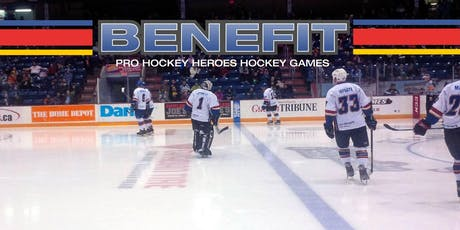 Pro Hockey Heroes VS Whitby Professional Firefighters tickets