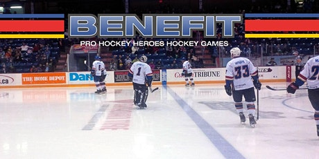 Pro Hockey Heroes VS Halton Hills Firefighters tickets