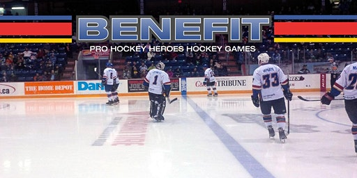 Pro Hockey Heroes VS Whitby Professional Firefighters