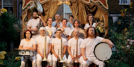 Hackney Colliery Band + Pete Wareham  at the J to Z Christmas Party tickets