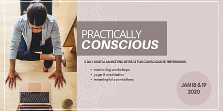 Conscious Marketing 101 for Entrepreneurs tickets